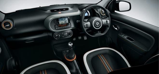「トゥインゴ GT」にレーシーな限定車、「ルノー トゥインゴGT ブラン」