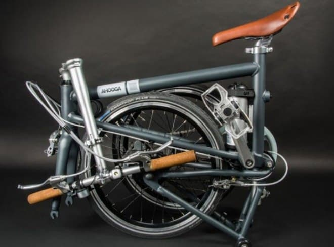 Ahooga Bikeの「Folding Bike」