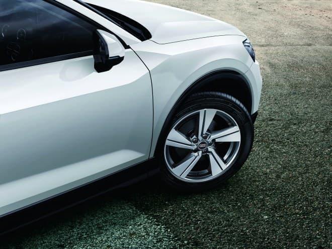 Audi Q2に限定モデル「#contrast limited」