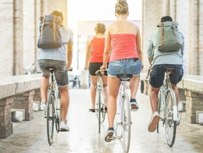 尻が痛くない、幸せ ― ウィングが体重を分散させる自転車用サドル「Airo」