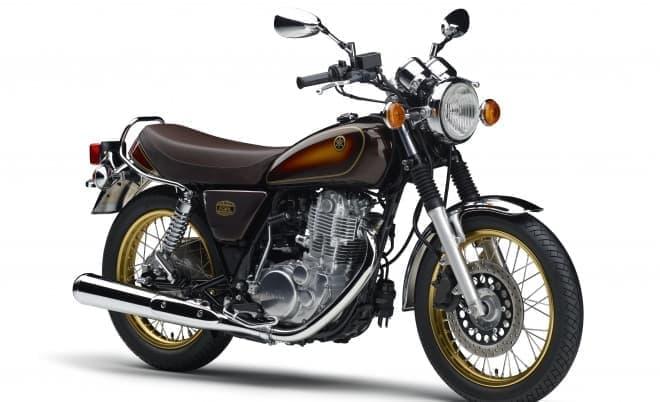 ヤマハオートバイSR400