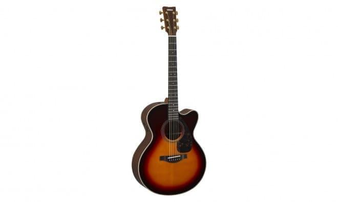 エレクトリックアコースティックギターヤマハ LJX26C ARE