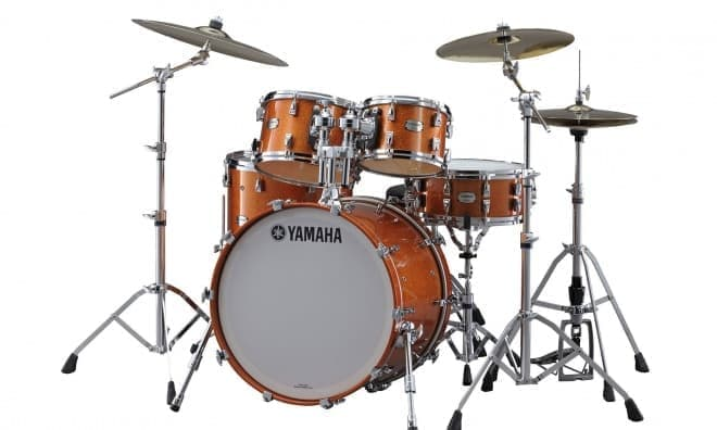 アコースティックドラム ヤマハ Absolute Hybrid Maple