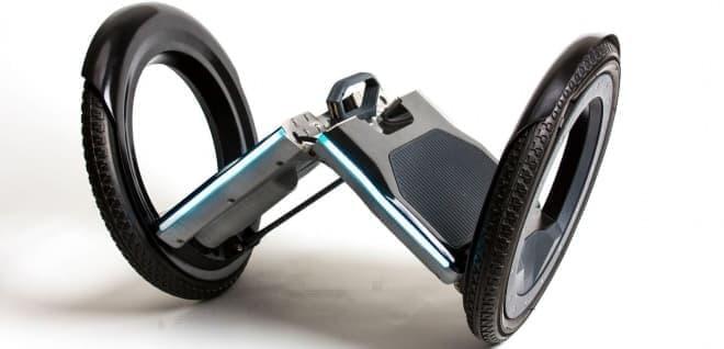 電動スクーター「UrmO」、Kickstarterに登場