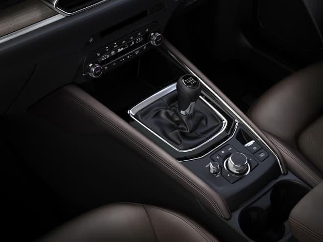 マツダ「CX-5」を商品改良-2.5リッターガソリンターボ搭載車も