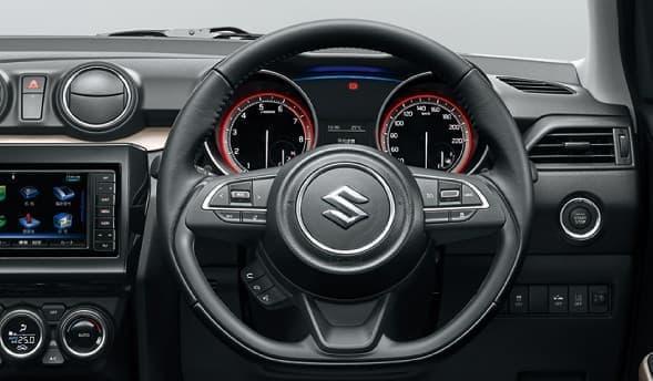 スズキ「スイフト」にスポーティーな外観の特別仕様車「XRリミテッド」