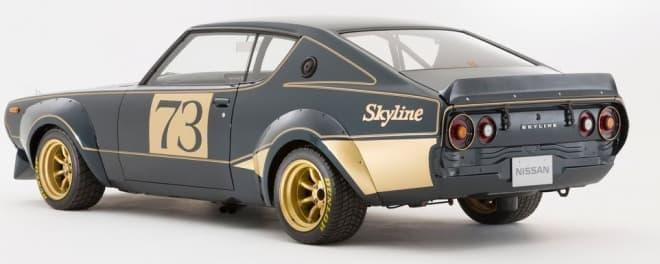 スカイライン2000GT-R レーシングコンセプト(1972年・第19回東京モーターショー出展車)
