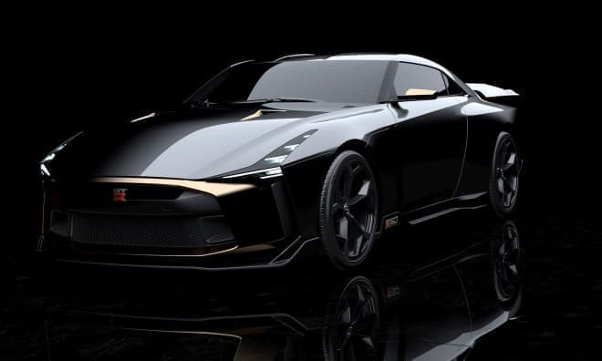 「Nissan GT-R50 by Italdesign」期間限定展示