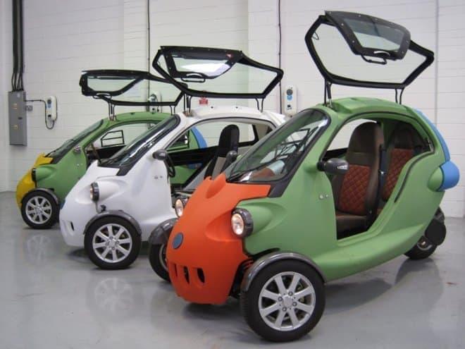 ガルウィングの電気自動車「SAM」にカブリオレタイプ? - 米国でプリオーダーを開始