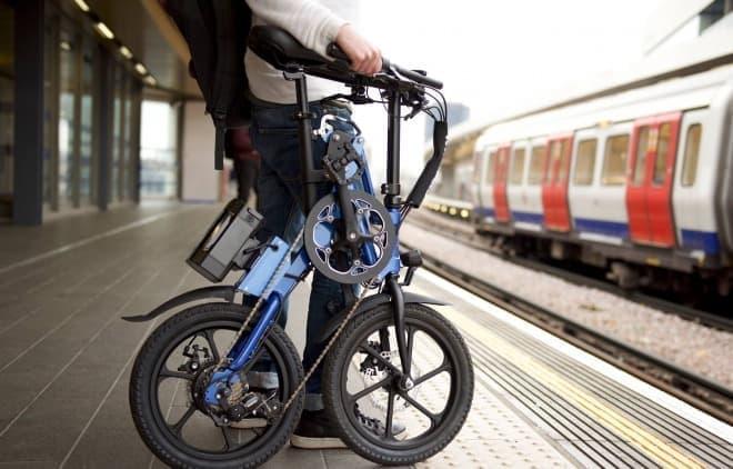 折り畳んで、転がして楽しい自転車「KwikFold」に、アルミフレームの「KwikFold Xite-3A」