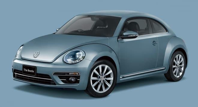 フォルクスワーゲンThe Beetleに特別仕様車「Meister」シリーズ