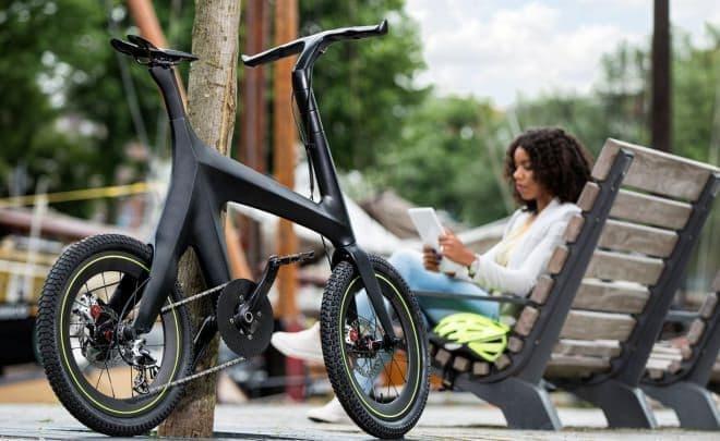 重さ6.7キロからの自転車…カーボンファイバーフレームの「Minimal Bike」