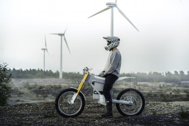 電動オフロードバイクCAKE「KALK」、米国上陸