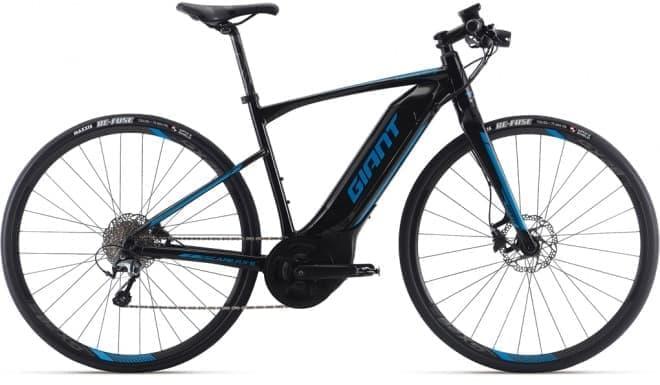 GIANTの電動アシスト自転車「ESCAPE RX-E+」