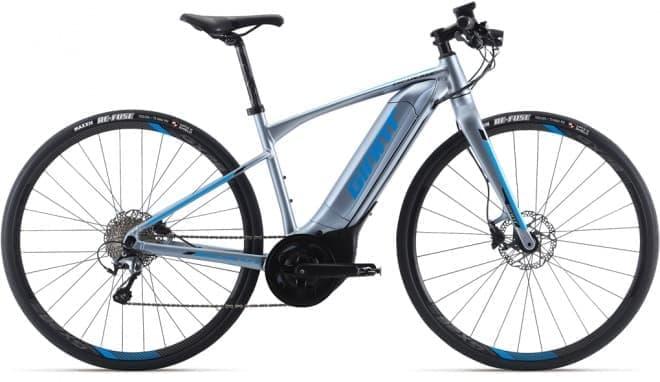 GIANTの電動アシスト自転車ESCAPE RX-E+