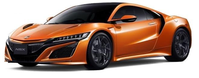 ホンダ「NSX」、改良モデル発売 - 操る喜びの追求、デザインの質感の向上、新色追加