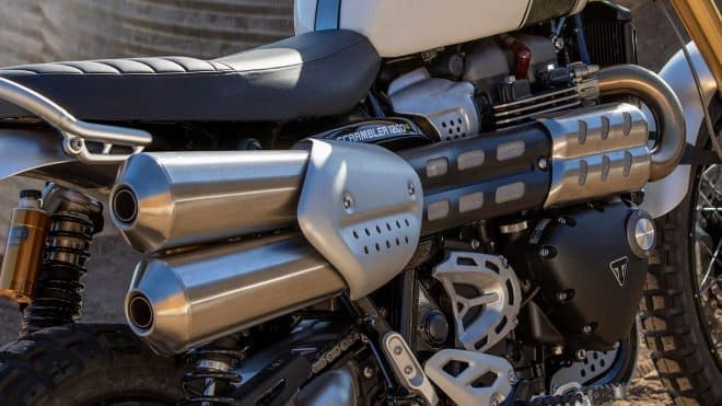 トライアンフの新型「Scrambler 1200 XC/XE」発表