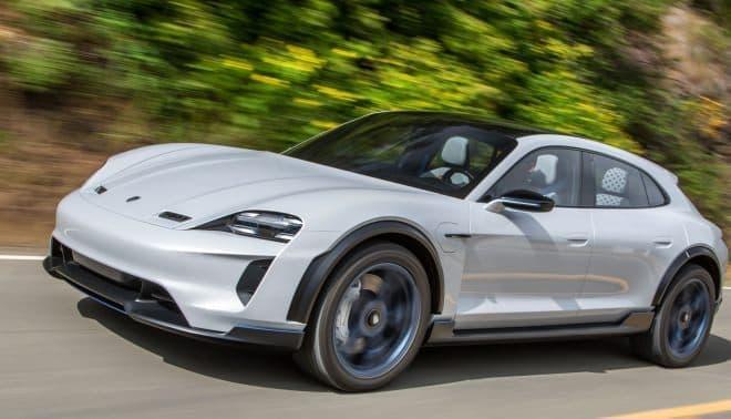 ポルシェ、電動スポーツカー「ミッションEクロスツーリスモ」を市販へ