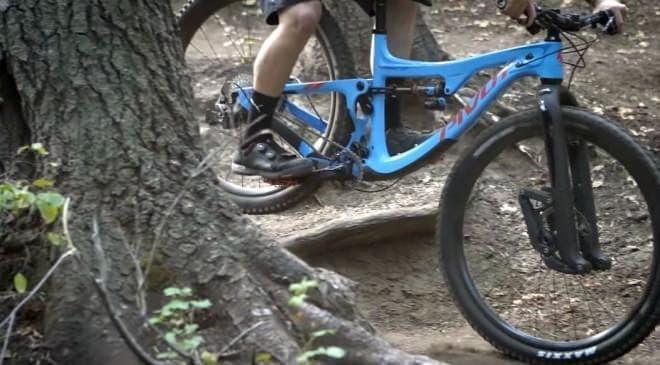自転車用の画期的なサスペンション「Message」