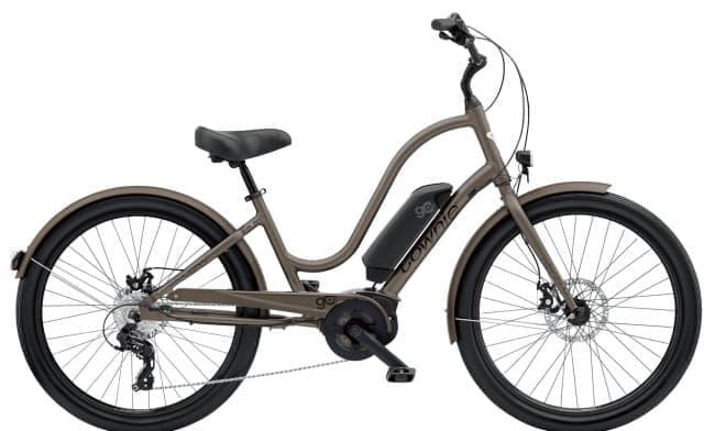 電動アシスト自転車 Electra「Townie Go! 8D」