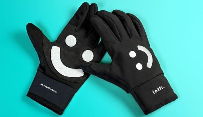 サイクリスト用グローブLoffi「Glove」