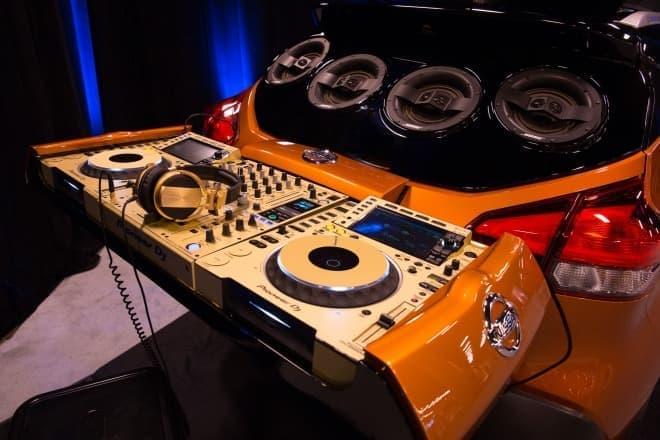 日産「Kicks Sound Machine」