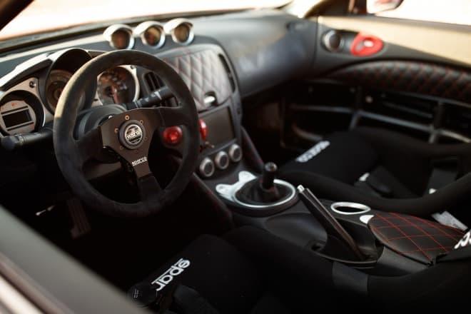 日産がフェアレディZベースのカスタムカー「Project Clubsport 23」を公開