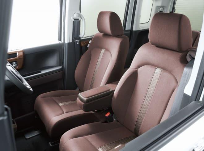 ホンダ「N-BOX」に特別仕様車「COPPER BROWN STYLE」