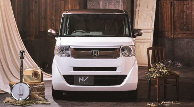 ホンダ「N-BOX SLASH」に特別仕様車「NOVA COUNTRY STYLE」
