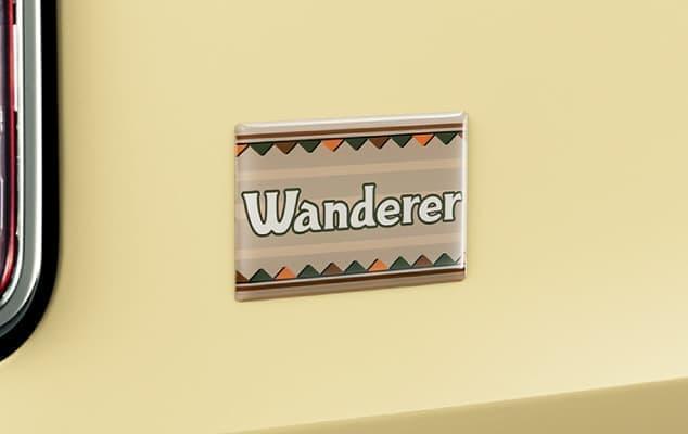 スズキハスラーに、カシオBABY-Gとコラボした特別仕様車「Wanderer(ワンダラー)」