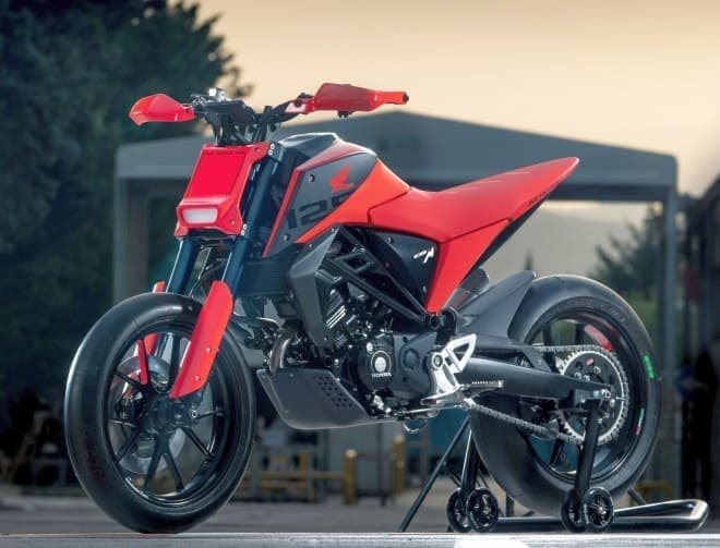 ホンダ「CB125M」「CB125X」、EICMA2018にデザインスタディーモデルとして登場
