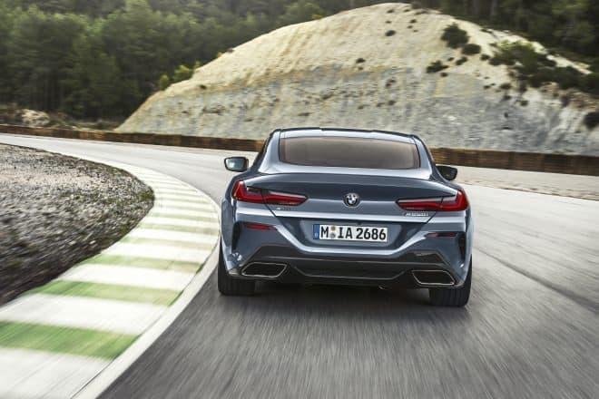 新型BMW 8シリーズ クーペ