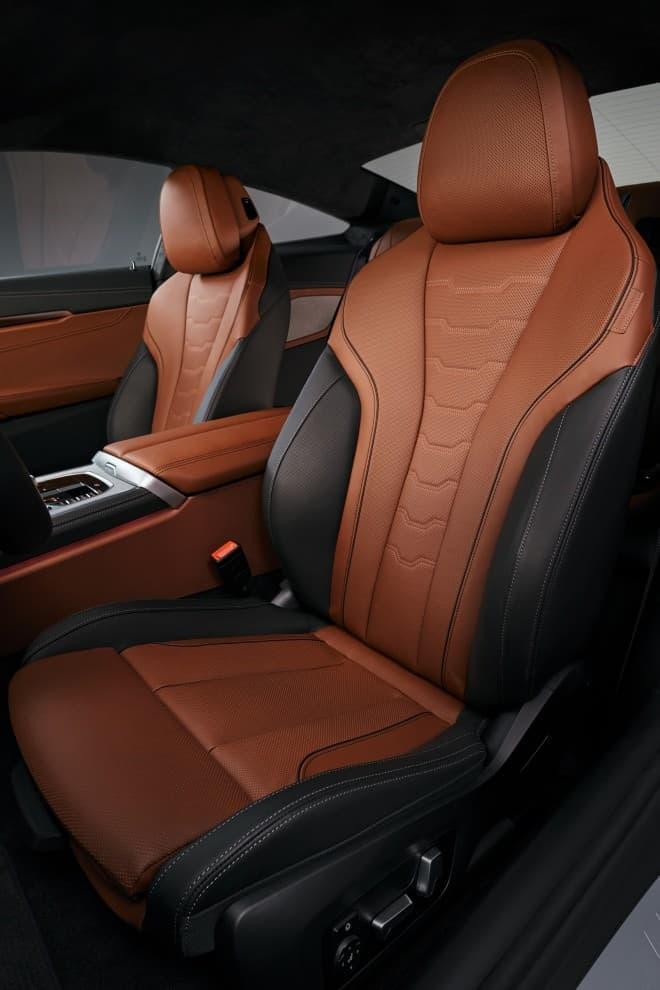 新型BMW 8シリーズ クーペ発売