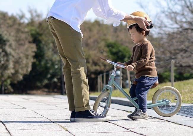 2歳からのトーキョーバイク ― バランス感覚を養うキックバイク「tokyobike paddle」