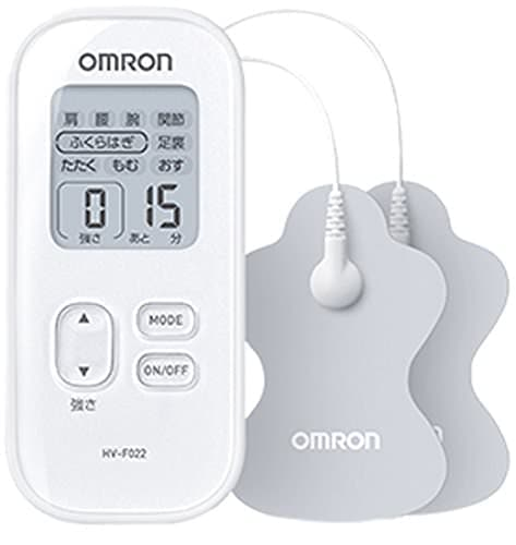オムロンの低周波治療器
