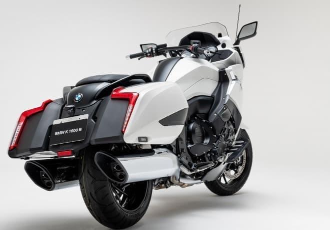 「BMW K 1600 B」に「ホワイト・エディション」、30台限定で販売開始