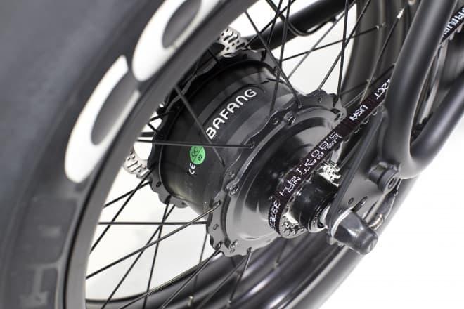 モーター位置を選べる電動アシスト自転車Coast Cycles「Buzzraw X」