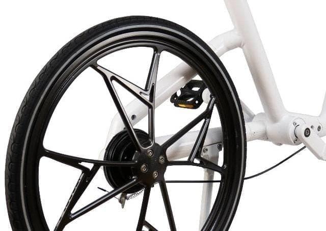 メンテナンスフリーの自転車「Rich」
