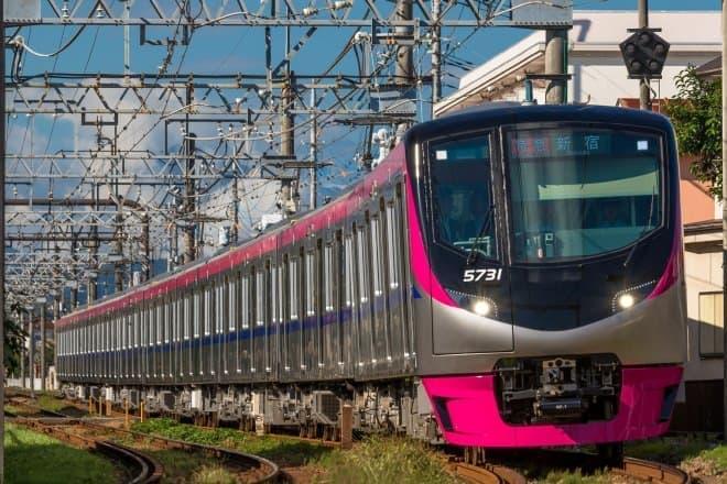 京王電鉄が臨時座席指定列車「冬の高尾山ハイキング号」を運行