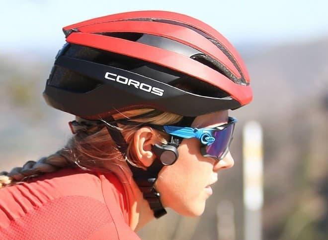 Corosの自転車用ヘルメット「SafeSound」シリーズ