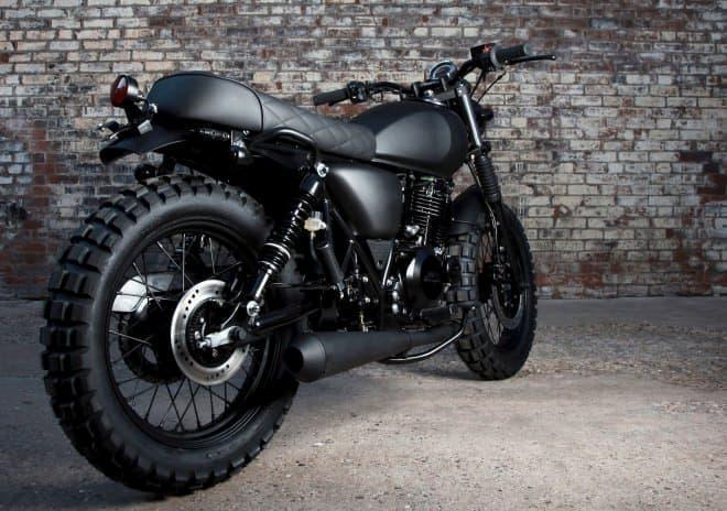 カスタムバイクメーカー「MUTT MOTORCYCLES」、日本上陸