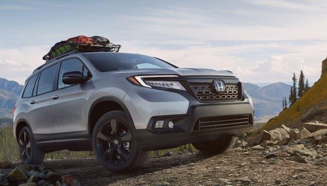 ホンダ新型SUV「Passport」世界初披露