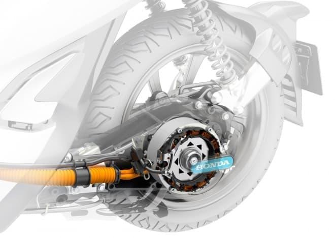 ホンダ、電動バイク「PCX ELECTRIC」リース販売開始