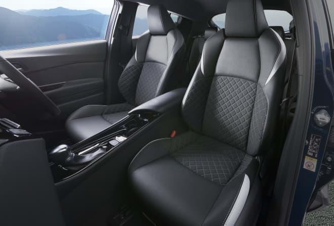 トヨタ「C-HR」に ブラックの「Mode-Nero」とブラウンの「Mode-Bruno」