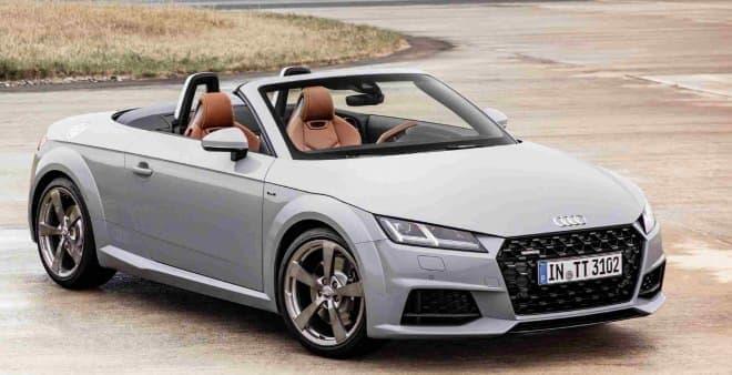 """999台限定の「""""TT 20 years""""リミテッドエディション」も―Audiが「TT」シリーズを欧州で受注開始"""