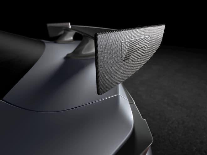 LEXUS、新型「RC F」をデトロイトモーターショーに出展