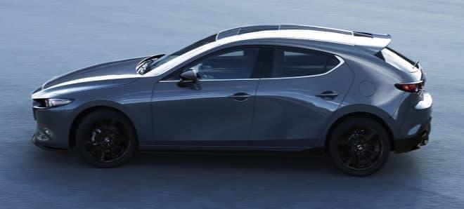 マツダ、新型「Mazda3」を東京オートサロン2019で日本初公開