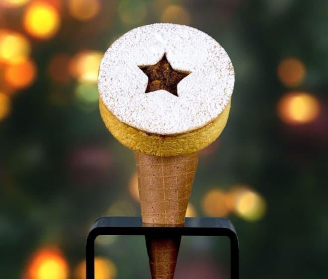 アイスクリームで、クリスマスを祝う!-GIAPOの「クリスマスハンドベル」