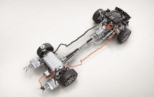 ベンツ「Sクラス」に、プラグインハイブリッドモデル「S 560 e ロング」