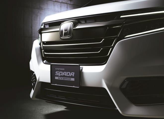 ホンダ「ステップワゴン」に特別仕様車「ブラックスタイル」